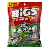 Bigs Dill Pickle Sunflower Seeds, 5.35 OZ  ( Pack of  8)