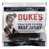 Dukes Jerky beef blk peppered, 3.15 OZ (Pack of 8)