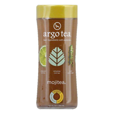 Argo Tea Mojitea, 13.5 Fo (Pack of 12)