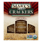 Mary's Gone Crackers Gluten Free Caraway, 6.5 OZ (Pack of 12)
