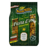 Sam Mills Gluten Free Fusilli Pasta, 16 OZ (Pack of 6)