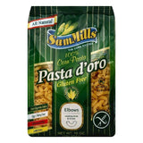 Sam Mills Elbows 100% Corn Pasta, 16 OZ (Pack of 6)