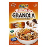 Sam Mills Honey & Nuts Buckwheat & Millet Granola, 12 Oz (Pack of 6)