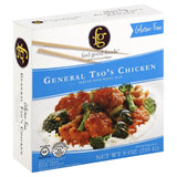 Feel Good Foods General Tso's Chicken, 9 Oz (Pack of 8)