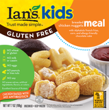 Ian's Chicken Nugget Kids Meal, 7 Oz (Pack of 8)