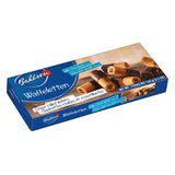Bahlsen Milk Chocolate Wafer Rolls, 3.5 Oz (Pack of 12)