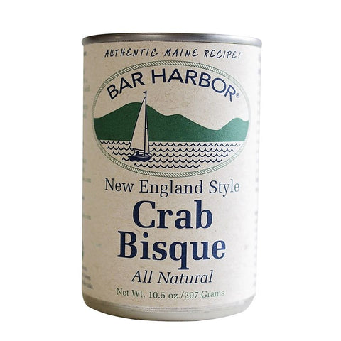 Bar Harbor New England Crab Bisque, 10.5 OZ (Pack of 6)