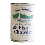 Bar Harbor New England Style Fish Chowder (MSC), 15 OZ (Pack of 6)