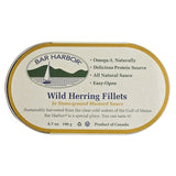 Bar Harbor Wild Herring Fillets In Stone-ground Mustard Sauce, 6.7 OZ (Pack of 12)