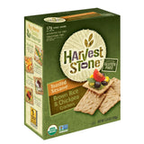 Harvest Stone Toasted Sesame Cracker, 3.54 OZ (Pack of 6)