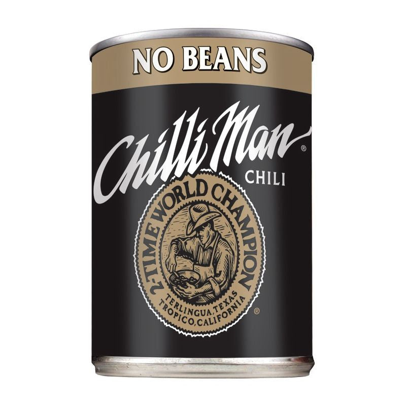 Chilli Man No Bean Chili, 15 Oz (Pack of 12)