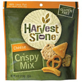 Harvest Stone Cheese Crispy Snack Mix, 4 OZ (Pack of 12)