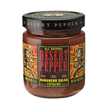 Desert Pepper XXX Fire-Roasted Habanero Salsa - Hot, 16 Oz (Pack of 6)