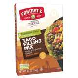 Fantastic World Foods Taco Filling, 3.7 Oz (Pack of 6)