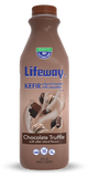 Lifeway Kefir Low Fat Chocolate Truffle, 32 Oz (Pack of 6)