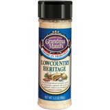 Grandma Mauds Low Country Heritage  Seasoning, 3.2 Oz (Pack of 6)