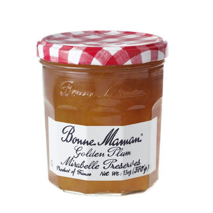 Bonne Maman Golden Plum Mirabelle Preserves, 13 Oz (Pack of 6)