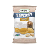 Simply 7 Roasted Hummus Chips, 5 OZ (Pack of 12)