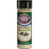 Grandma Mauds Southern Seasoning, 2.5 Oz  ( Pack of  6)
