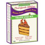 Cherrybrook Kitchen Gluten Free Yellow Cake Mix, 16 Oz (Pack of 6)