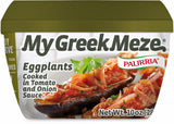 Palirria My Greek Meze Eggplants, 10 Oz (Pack of 6)