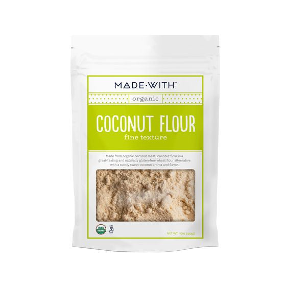 Made With Coconut Flour, 16 Oz (Pack of 6)