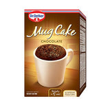 Dr.Oetker Mug Cake Chocolate, 2.9 Oz (Pack of 12)