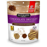 Sesmark Chocolate Drizzles, Dark Chocolate Espresso, 4 Oz (Pack of 6)