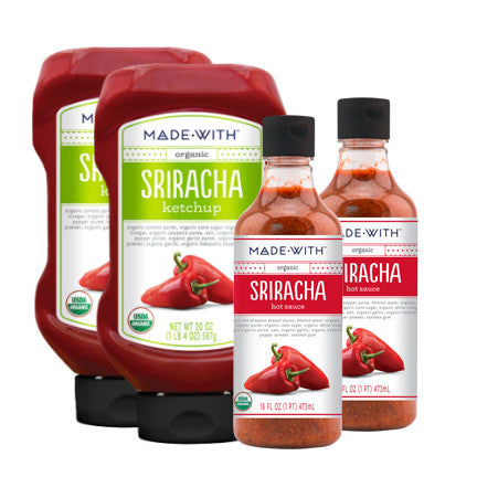 Made With Sriracha Bundle