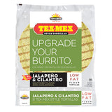 Tumaros Jalapeno & Cilantro Wraps, 8 Pc (Pack of 6)