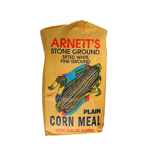Arnett's Corn Meal