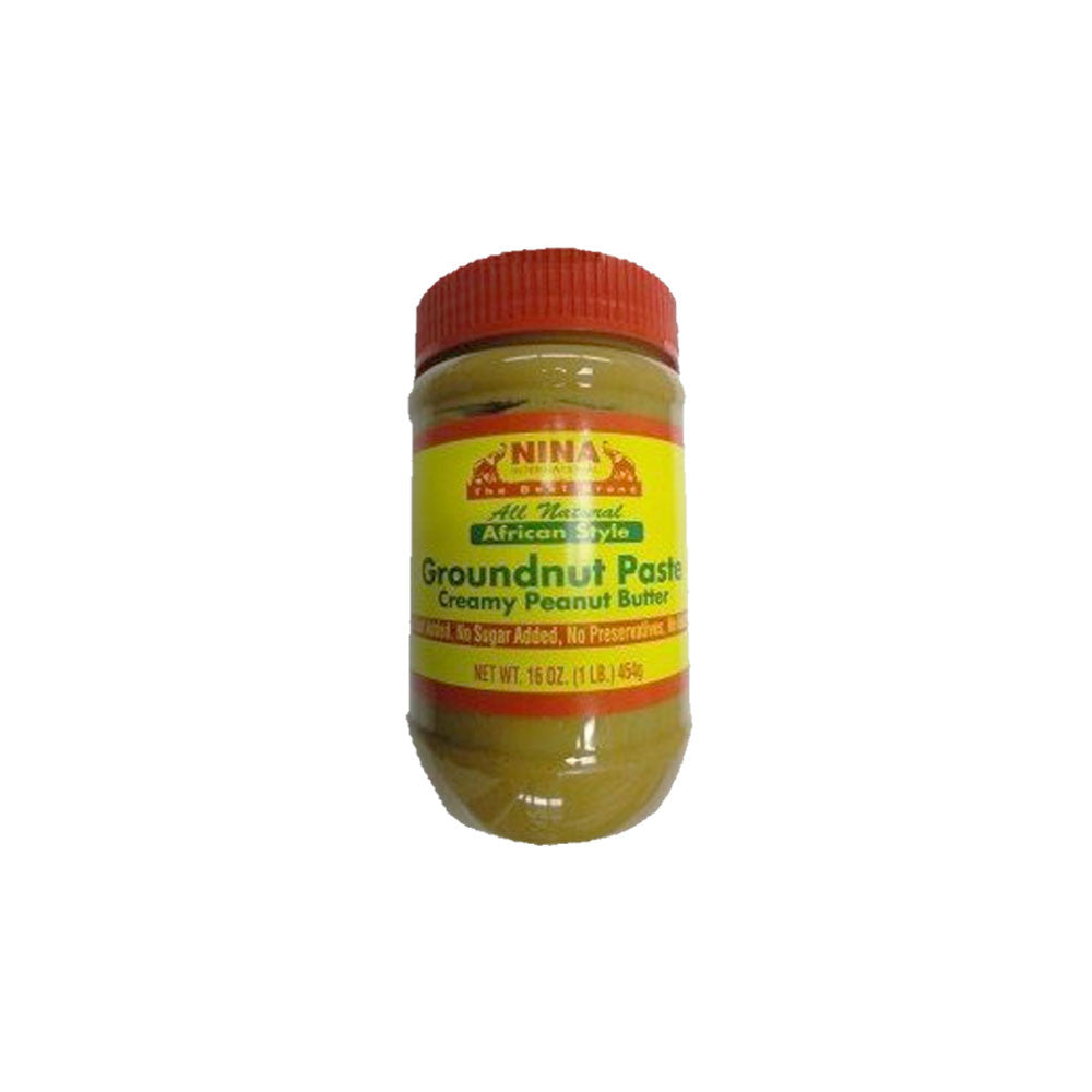 Nina Groundnut Paste Ola S Foods Specialty Market