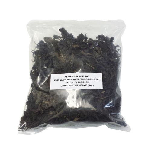 Dried Bitter Leaves (2 oz.)