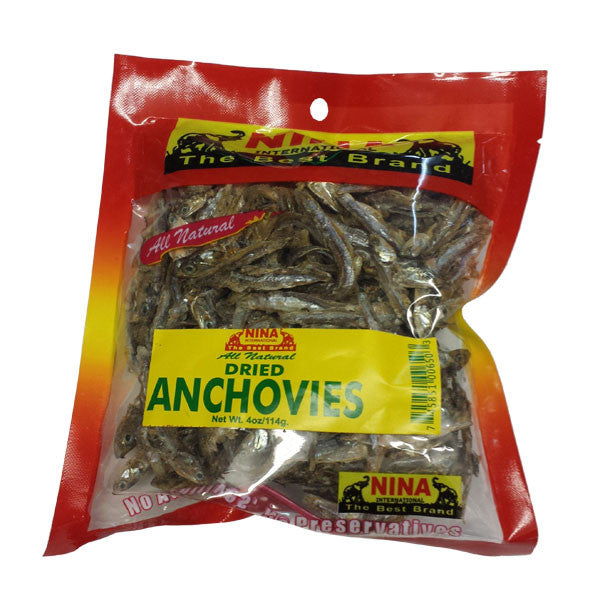 NINA Dried Anchovies