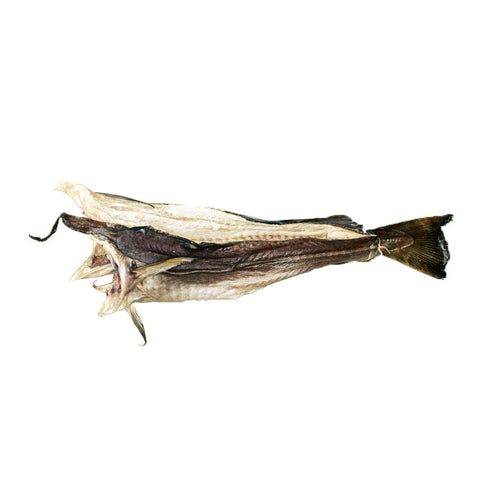 Africa On The Bay Cut Whole Stock Fish