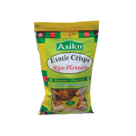 Asiko Exotic Chips Plantain Chips
