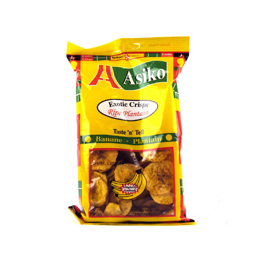 Asiko Exotic Sweet Plantain Chips