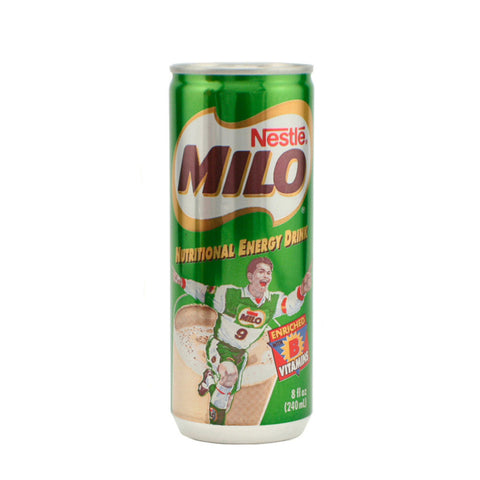 Chocolate Milo Drink