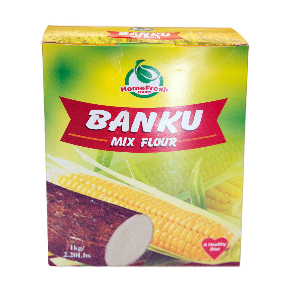 Home Fresh Banku Mix Flour