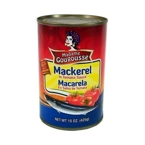 MG Mackerel in Hot Tomato Sauce