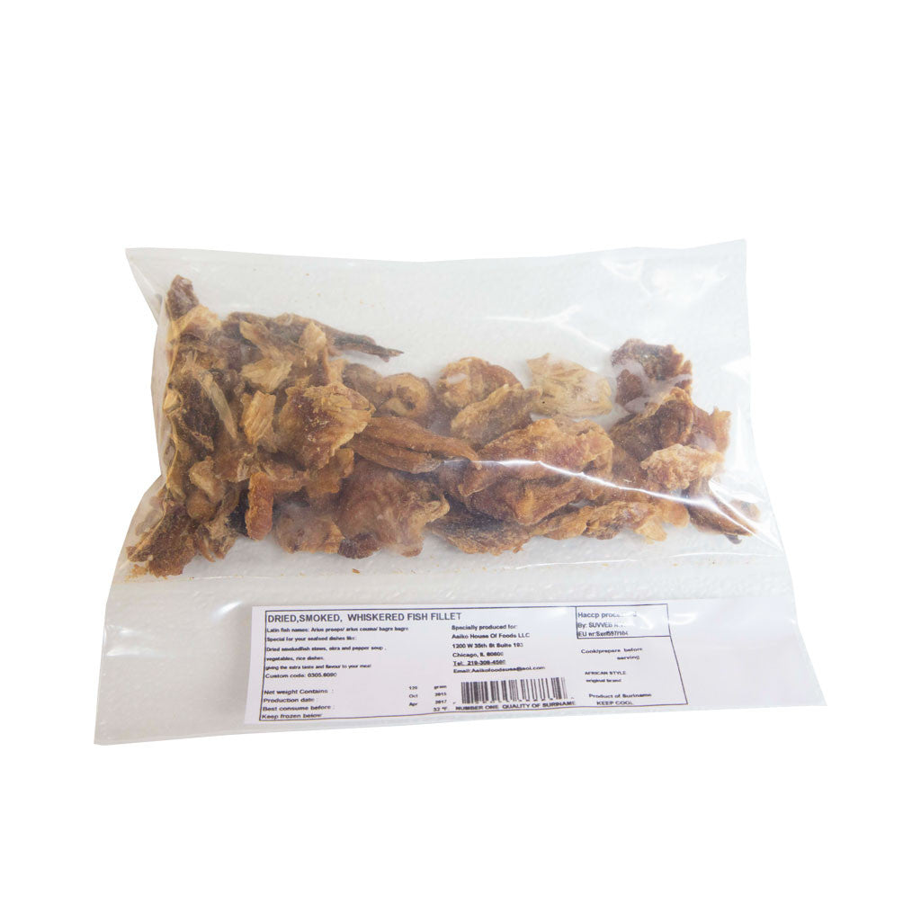 Asiko Dried Catfish