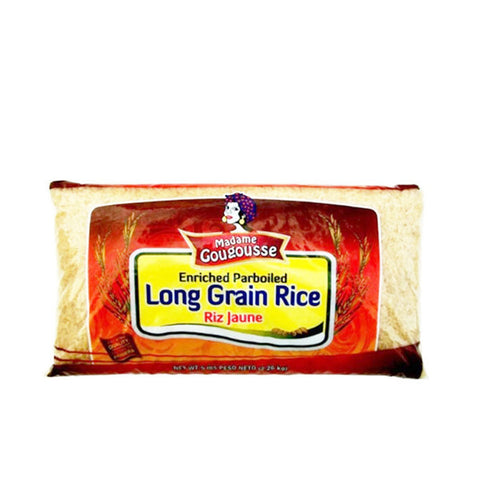 MG Parboiled Long Grain Rice