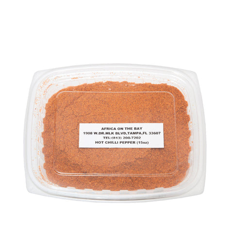 Africa On The Bay Hot Chilli Powder (15 oz.)