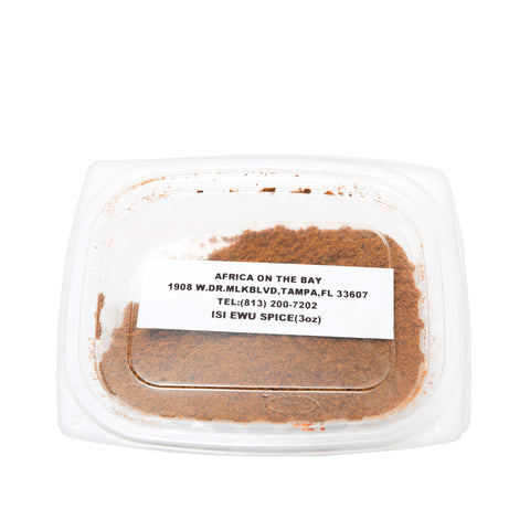 Africa On The Bay Isi Ewu Spice (3 oz.)