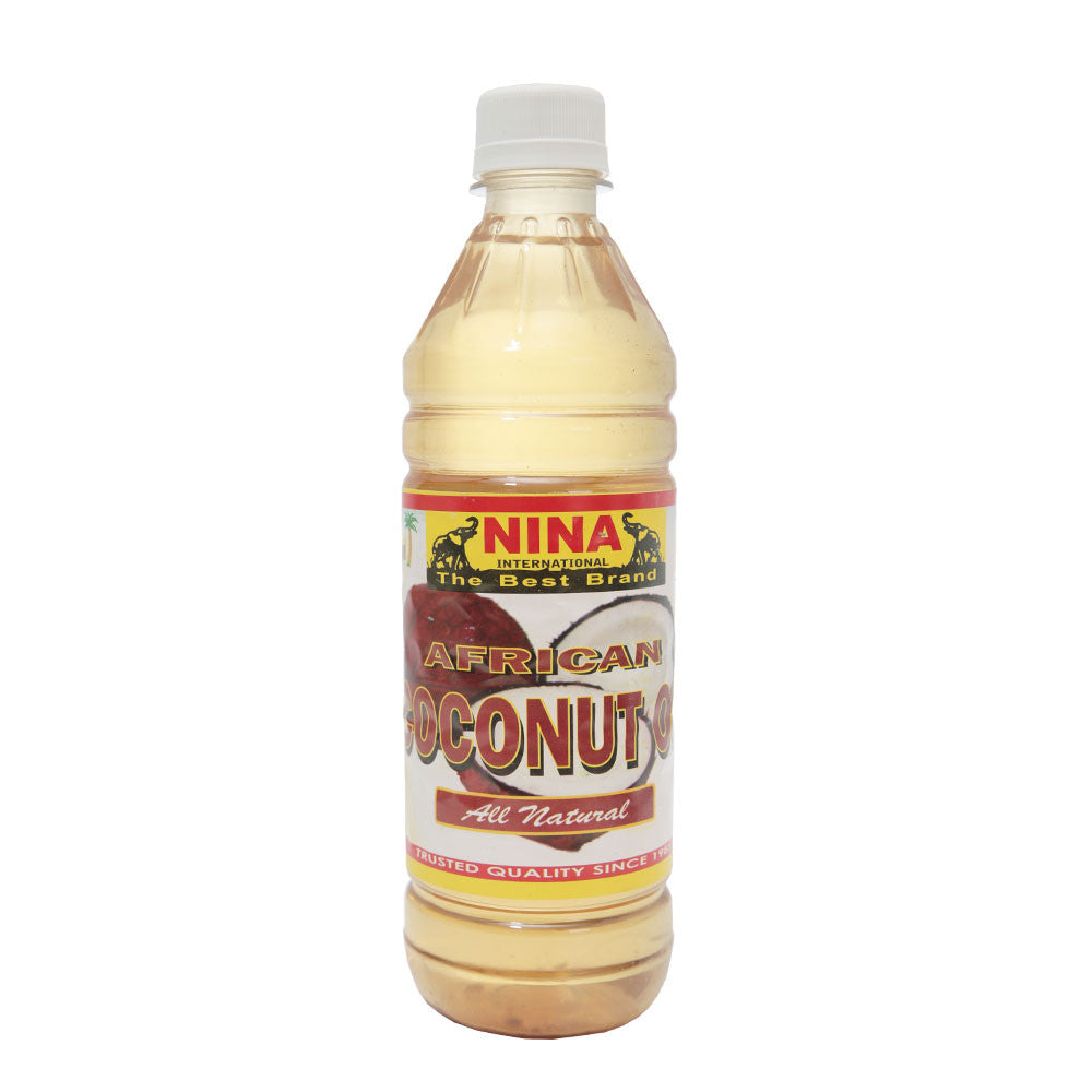 NINA Coconut Oil