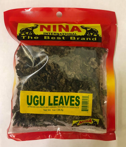 Nina Ugu Leaves (1 oz.)