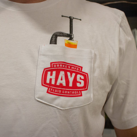 Hays Pocket Tee