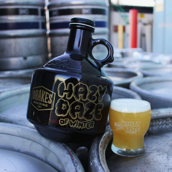 Hazy Daze Growler
