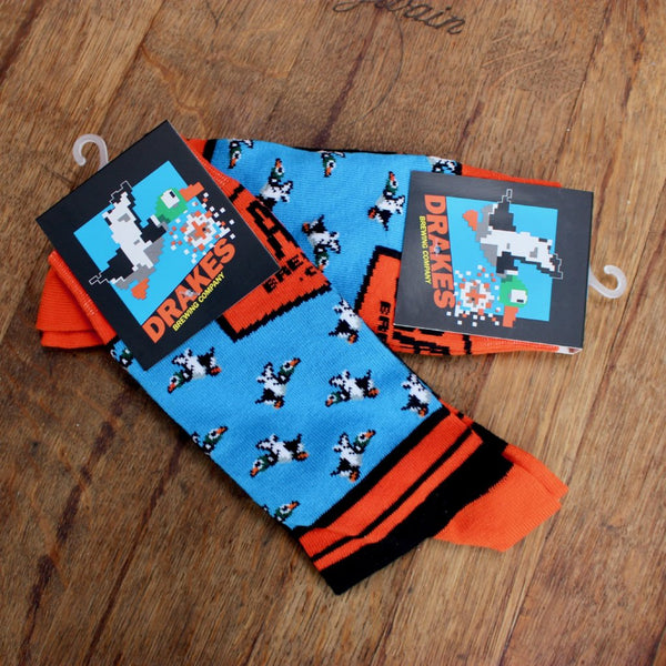 Duck Hunt Socks