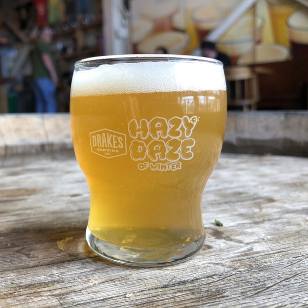 Hazy Daze Glass 2017